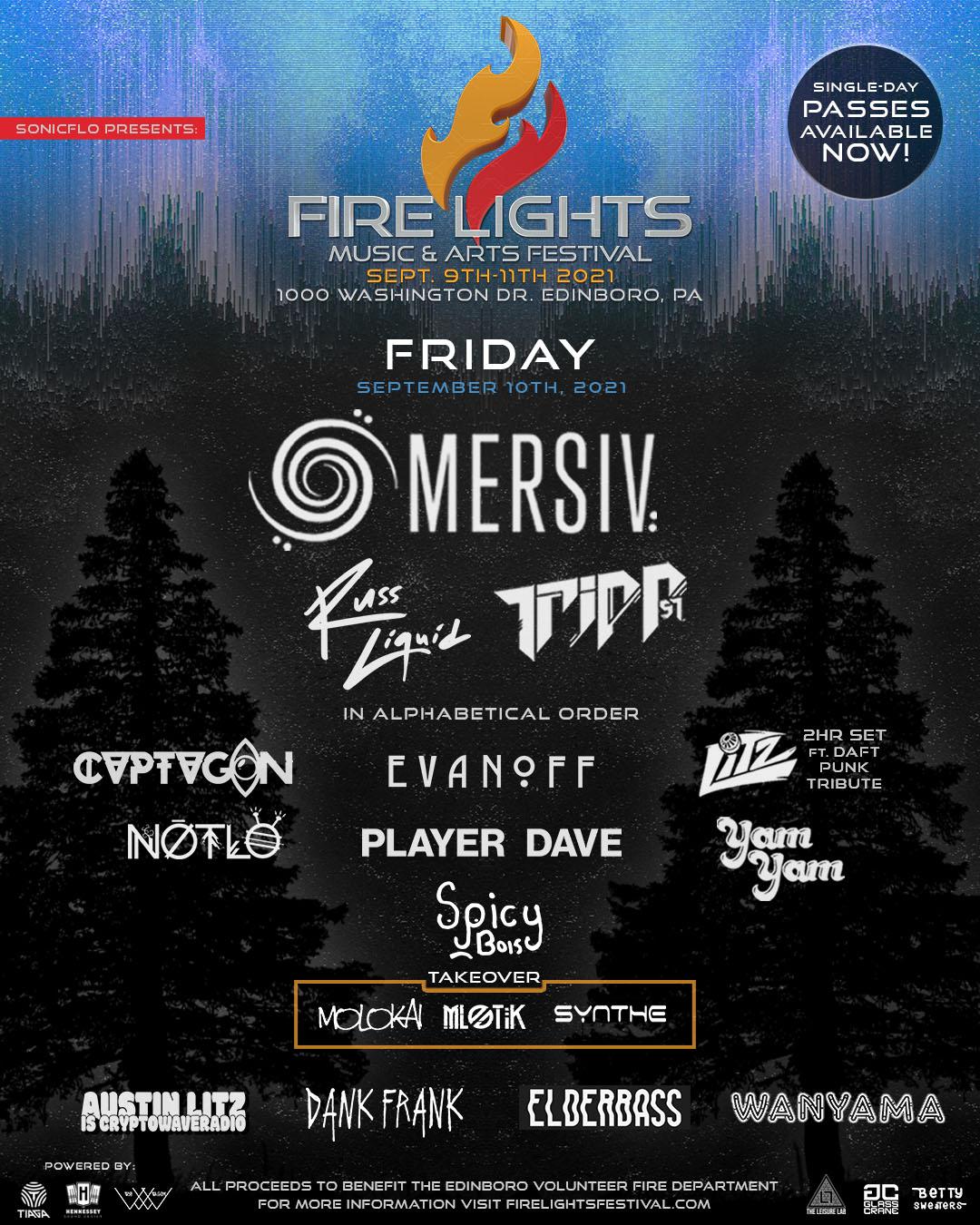 Fire Lights Friday